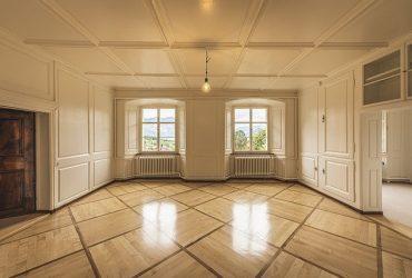 Vloeren woonkamer