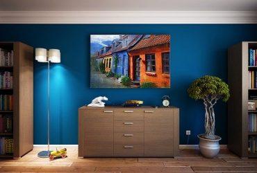 Welke kleuren passen bij elkaar in de woonkamer?