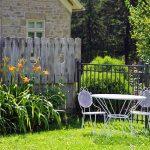 Kleine tuin idee