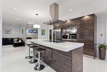 Keuken wrappen
